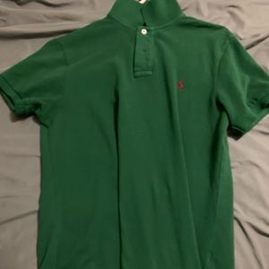 Ralph Lauren polo custom fit size medium